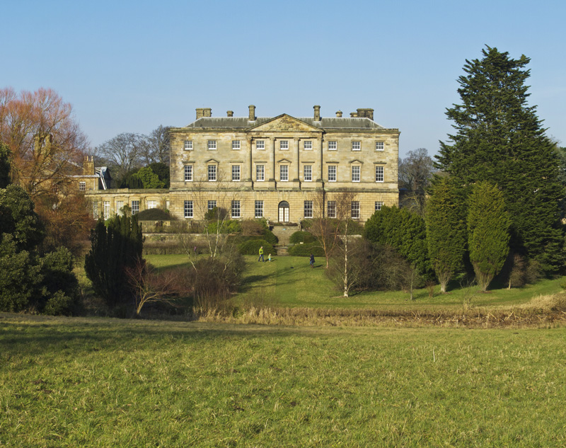 The History of Howick Hall